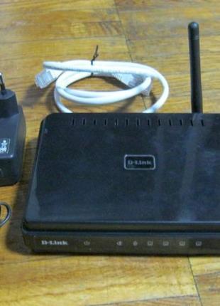 Wi-Fi роутер D-Link DIR-300/B6