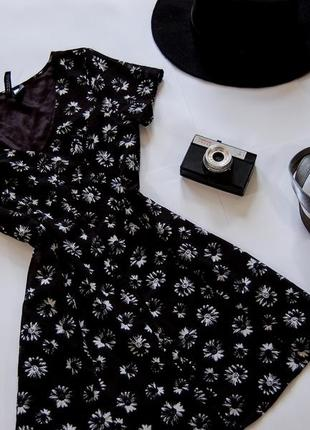 Платье ромашки divided h&m