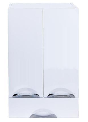 Навесной пенал ванную Люкс 50 см