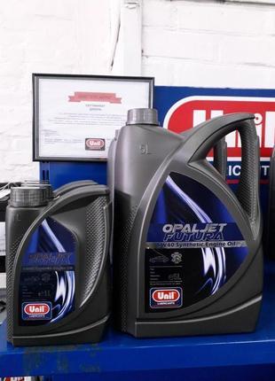 Моторное масло Unil Opaljet Futura 5w-40 1л