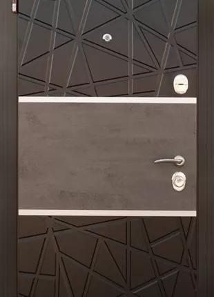 Входные двери в квартиру КС № 253