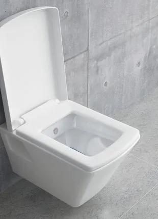 Унитаз подвесной Volle Teo 13-88-422 сиденье Soft Close