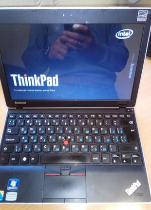 Ноутбук Thinkpad edge 11