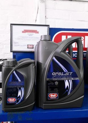 Моторное масло Unil Opaljet Futura 5w-40 5л