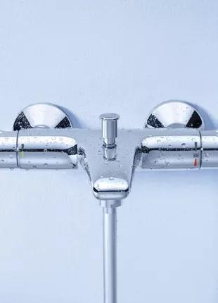 Смеситель для ванны Grohe Grohtherm 800 34567000