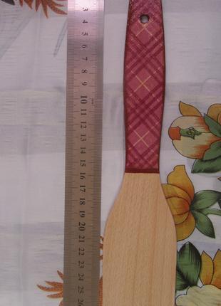 Лопатка деревянная  Декупаж ручная работа