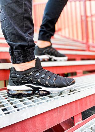 Мужские кроссовки nike air vapor max plus black,кросовки найк ...