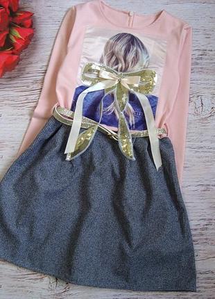 Очень нежное и красивое платье