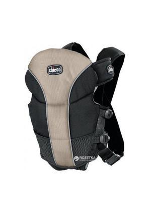 Сумка-кенгуру рюкзак для малышей chicco ultrasoft