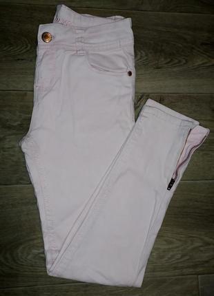 Цветные джинсы denim co