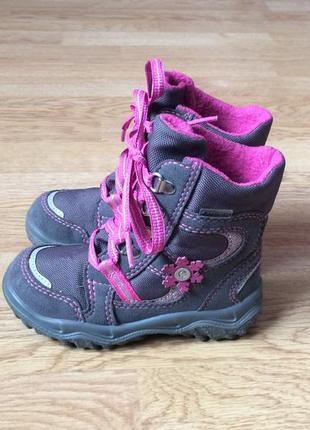 Зимние термо ботинки superfit австрия 25 размера