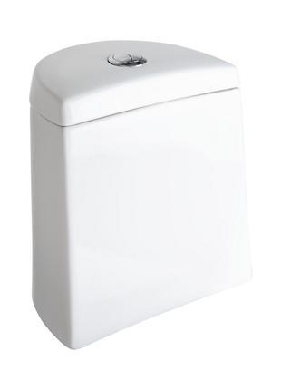 Бачок для унітаза Qtap Ibis QT0662015РW White