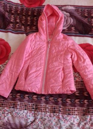 Детская курточка на 4 года