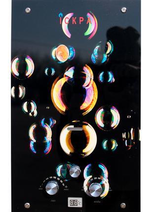 Газовий проточний водонагрівач ІСКРА (JSG20) (Бульбашки)
