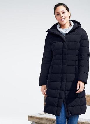 Зимнее стеганное пальто,  ecorepel®, tchibo(германия), размеры...