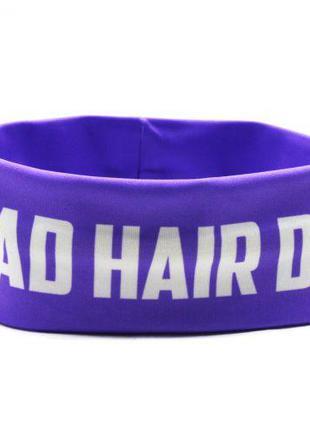 "Повязка ""Bad Hair Day"" POV1"