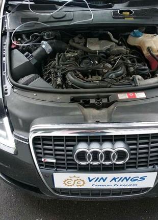 Водородная очистка двигателя(розкоксовка)Альтернатива капремонту