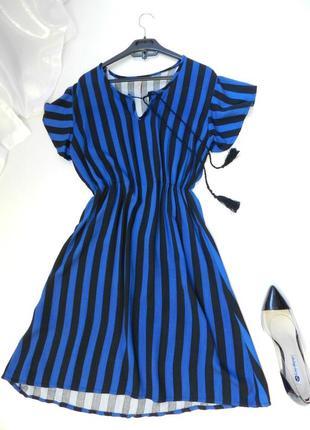 Платье из натуральной ткани на лето просто бомба