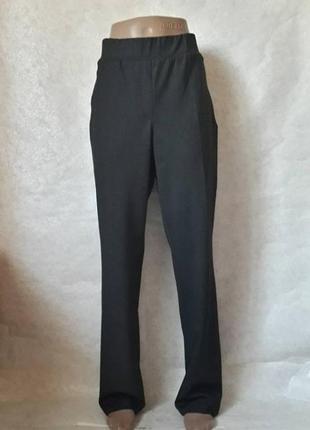 Новые стильные классические/офисные брюки/штаны в сером цвете,...