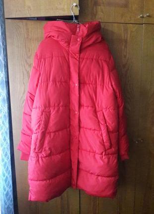 Куртка-пальто h&m l.o.g.g. р.14