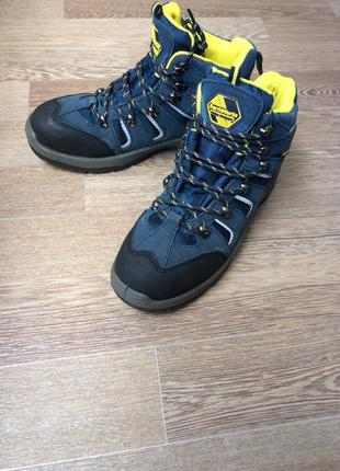 Кожаные английские ботинки earth works 42р