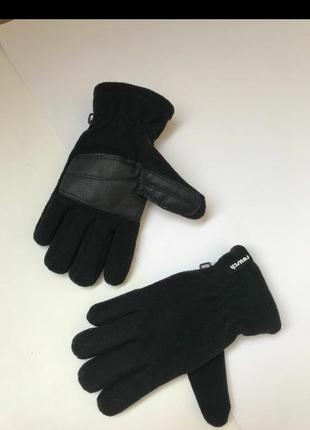 Reusch перчатки флис s 6.5 р