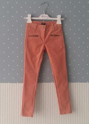 Микровельветовые штаны/брюки kiabi (франция) на 6 лет (размер ...