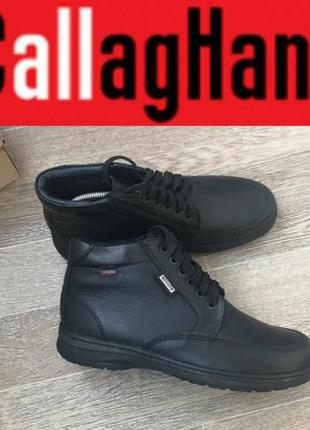 Callaghan abaptaction waterproof ботинки кожаные 41р 26см 5мм