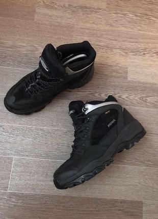 Meidell gore-tex кожаные ботинки 40р