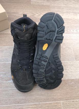 Кожаные ботинки jack wolfskin texapore