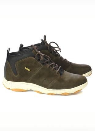 Кожаные ботинки geox nebula imphibiox