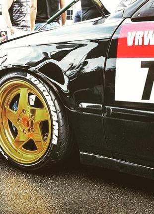 Cтикеры на шины YOKOHAMA R19