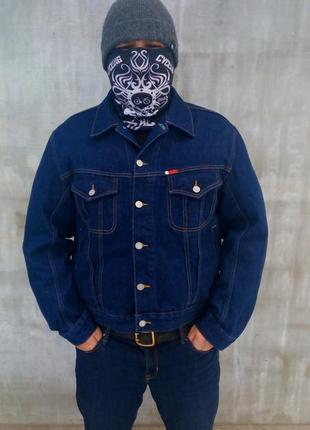 Джинсовка - джинсовая куртка