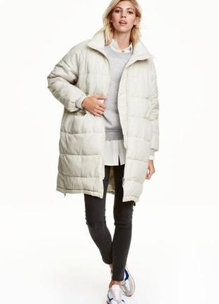 Куртка зимняя h&m размер 42