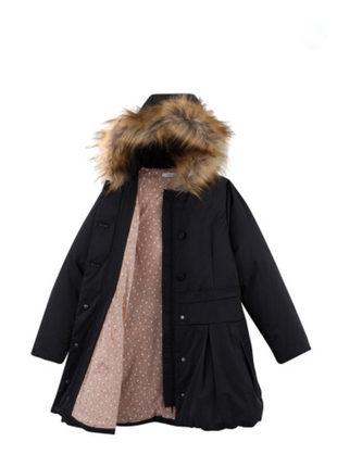 Новое пальто на пуху marese премиум линии tres chic куртка пух...