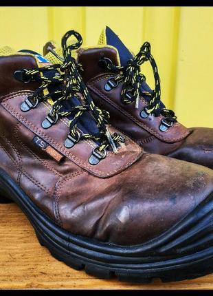"""Кожаные ботинки """"ts safety"""", албания"""