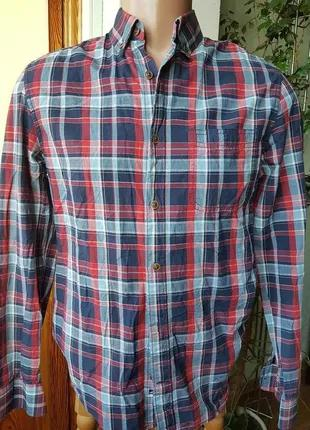 Рубашка burton прекрасного качества