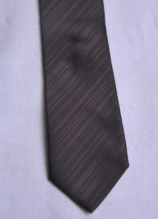 Тонкий  галстук lp с отливами