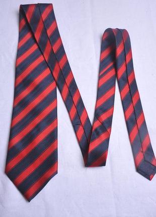 Стильный  фактурный галстук mario valli акция 1+1= 3