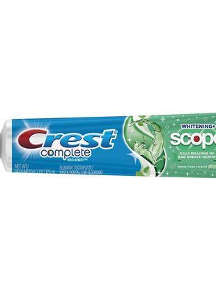 Американская зубная паста Crest Complete Whitening 175 грамм