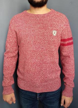 Джемпер свитер шведского бренда east west шерсть мериноса