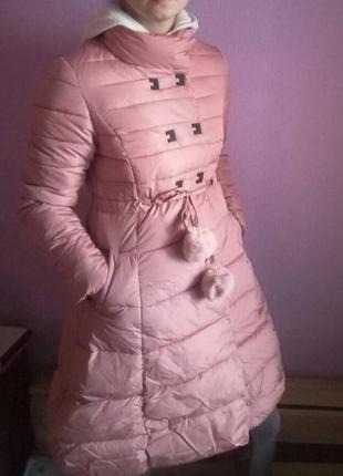 Зимнее пальто на холофайбере!!!последнее!