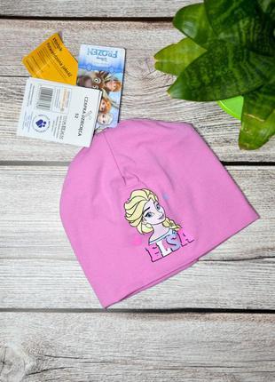 Шапка детская на девочку disney (польша)