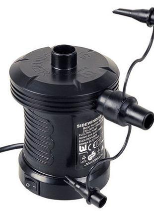 Насос электрический для надувных бассейнов, матрасов 220v 62056