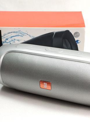 Портативная колонка bluetooth блютуз акустика для телефона с ф...