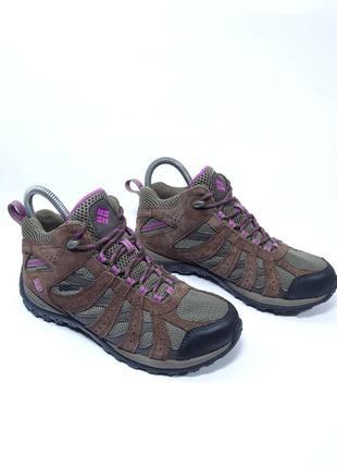 Оригинальные термо-ботинки columbia waterproof (omni-tech )