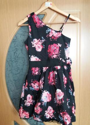 Платье короткое красивое