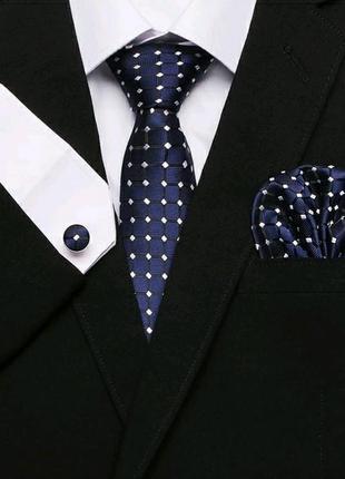 Набор для мужчины подарочный галстук