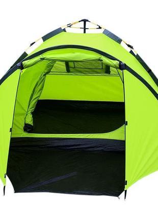 Палатка туристическая 4-х местная Mimir Outdoor 900, автомат