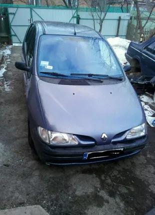Запчасти Renault Megan scenic
